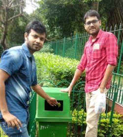 Use Of Green Recycling Bin For Society