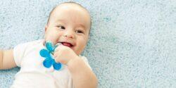 Babies on Teething